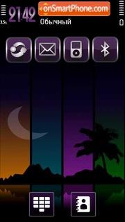 Atmosphere 5th theme screenshot