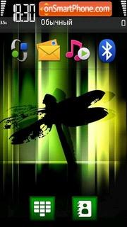 Dragon Fly 01 theme screenshot