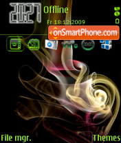 Smoke 06 Theme-Screenshot