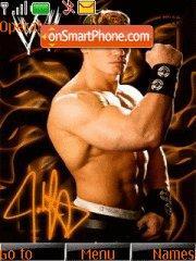 John Cena 03 theme screenshot