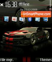 Camaroalms 01 theme screenshot