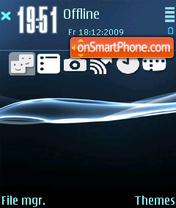 Psp Icon theme screenshot