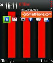 Ac milan 14 es el tema de pantalla
