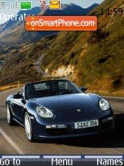Porsche 321 tema screenshot