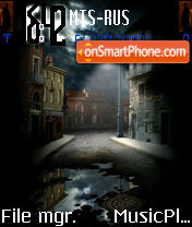 Street es el tema de pantalla