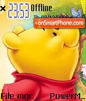 Pooh 20 theme screenshot