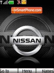 Nissan Logo 01 theme screenshot