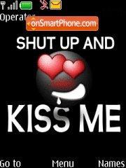 Kiss Me 09 theme screenshot