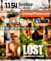 Lost Season 3 es el tema de pantalla