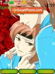 Hikaru&Kaoru (Ouran Hight school Host Club) theme screenshot