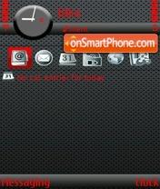 Скриншот темы 3d Pattern