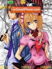 Rima&Shiki (Vampire Knight) es el tema de pantalla