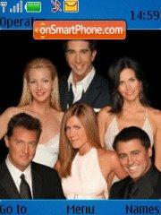 Friends 11 theme screenshot