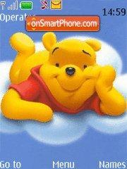 Disneys Pooh theme screenshot