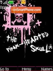 Скриншот темы Skull 04