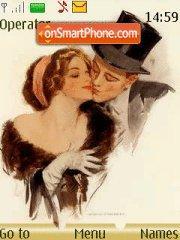 Romantic v.2 theme screenshot