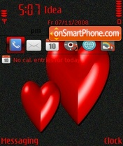 Abstract Love Theme-Screenshot