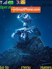 Robot tema screenshot