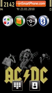 AC DC 04 tema screenshot