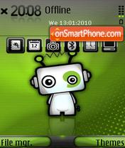 M9 masco. theme screenshot