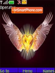 Eagle Heart es el tema de pantalla