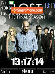 Lost. The final season es el tema de pantalla