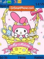 Bunny theme screenshot