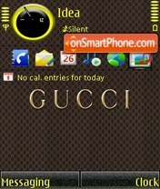 Gucci Remixed theme screenshot