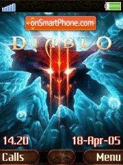 Blue Diablo es el tema de pantalla