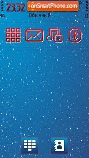 Galaxy 5th theme screenshot