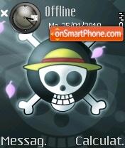 Nice Danger theme screenshot