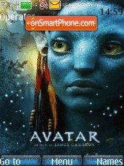 Avatar 2010 theme screenshot