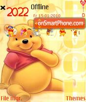 Pooh 21 theme screenshot