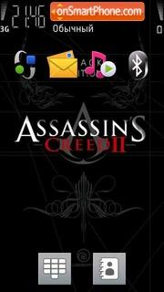Assassins Creed Black Edition es el tema de pantalla