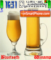 Beer 2 theme screenshot
