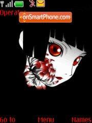 Hell Girl - Enma Ai theme screenshot