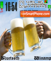 Beer 3 theme screenshot