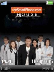 Dr House v2 es el tema de pantalla