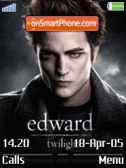 Edward Twihlight es el tema de pantalla