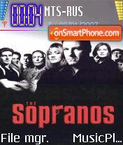 The Sopranos es el tema de pantalla