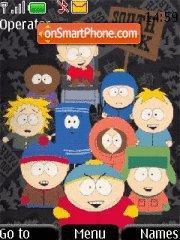 South Park 10 theme screenshot