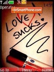 Love Sucks 01 Theme-Screenshot
