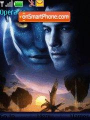 Avatar 2013 tema screenshot