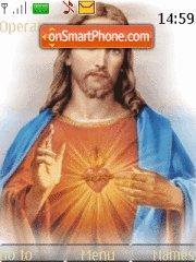 Jesus Theme es el tema de pantalla