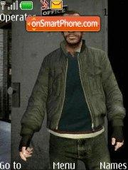 GTA 4 - Niko Bellic theme screenshot