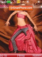 Natalia Oreiro Blonde es el tema de pantalla
