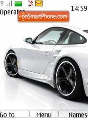 Скриншот темы Porsche 322