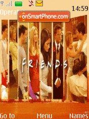 Friends 12 theme screenshot