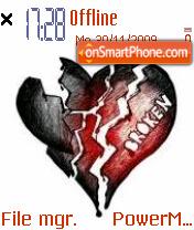 Broken Heart 06 es el tema de pantalla