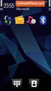 Maemo 5 5th theme theme screenshot